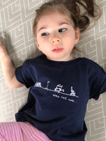 Walk This Way T-Shirt - Kids