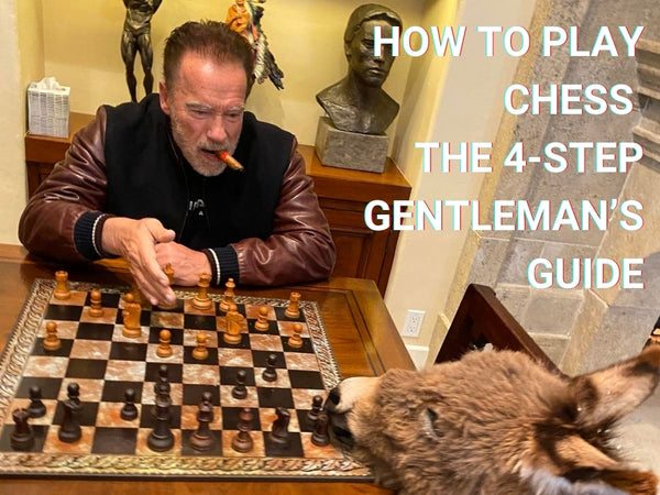 How To Play Chess | The 4-Step Gentleman's Guide