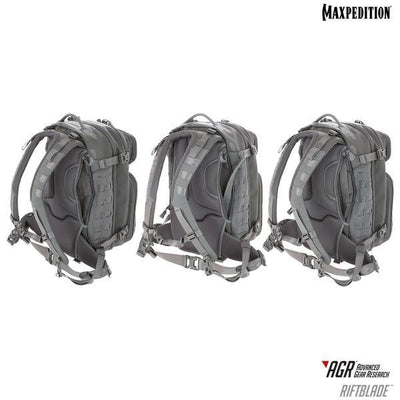 Maxpedition Riftblade CCW- enabled backpack