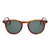 Pacifico Optical Buckler - Whiskey Havana with Polarised Green Lens
