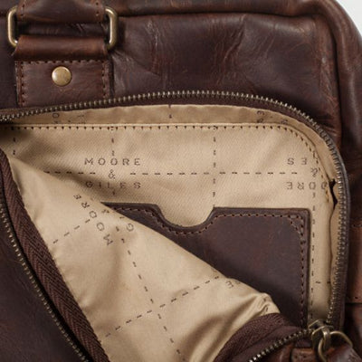 Moore & Giles Haythe Commuter Bag