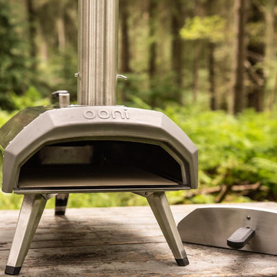 Ooni Karu Portable Wood and Charcoal Fired Outdoor Pizza Oven