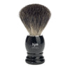 Muhle Best Pure Badger Shaving Brush Black