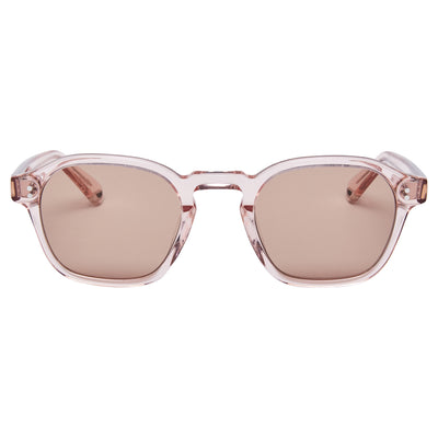 Pacifico Optical Lucius - Capri Pink With Tan Lens