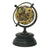 Italfama Ancient Map Globe w/ Magnifying Glass