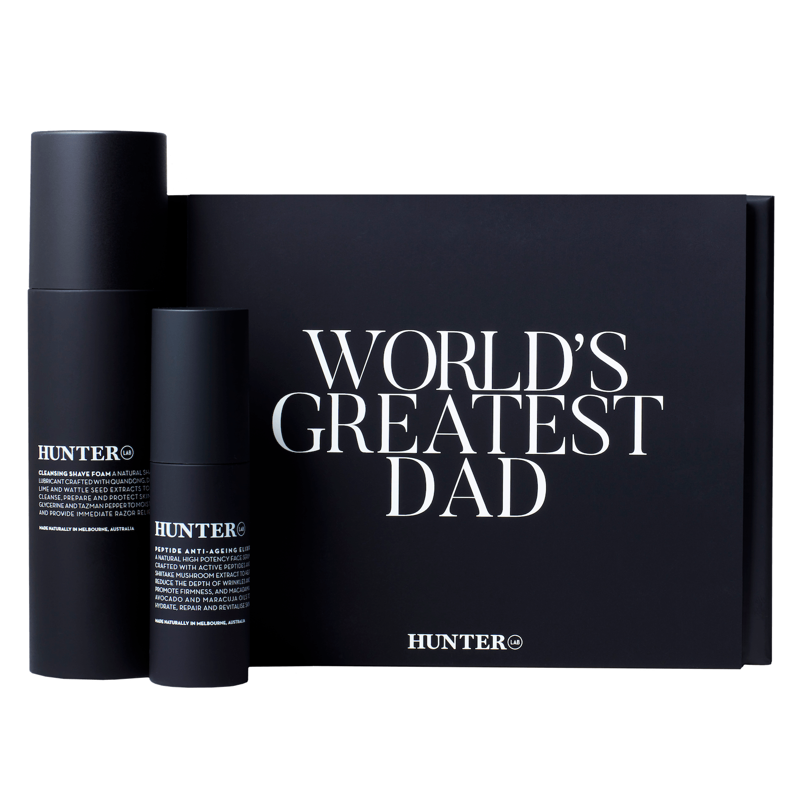 Hunter Lab World's Greatest Dad Kit