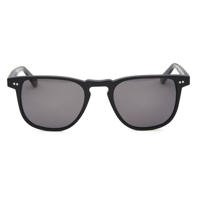 Pacifico Optical Blair - Matte Black with Polarised Grey Lens