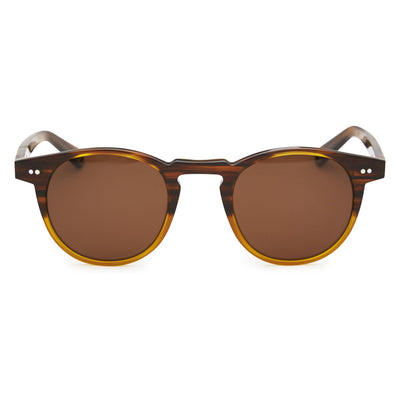 Pacifico Optical Buckler - Caramel With Polarised Brown Lens