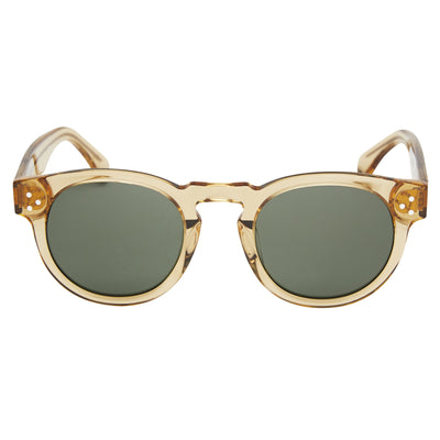 Pacifico Optical Lola - Champagne / Green Lens