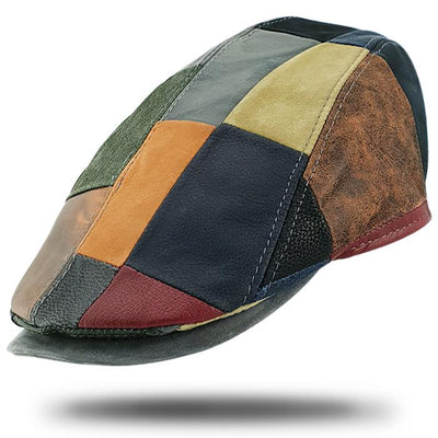 Stanton Hats Premium Leather Patch Ivy