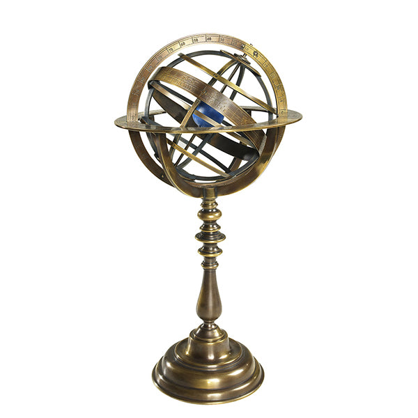 AM Living | Bronze Armillary Dial