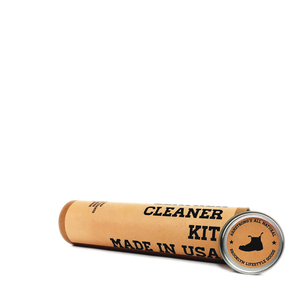 Armstrong All Natural Tubular Leather Cleaner Kit