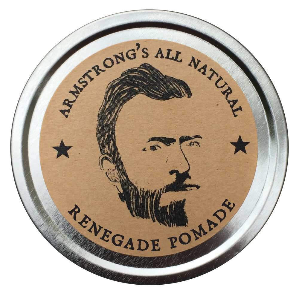 Armstrong All Natural Renegade Pomade