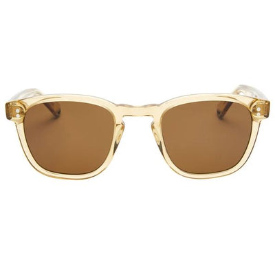Pacifico Optical Yacht Master - Champagne With Polarised Brown Lens