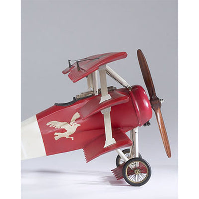 AM Living | Desktop Fokker Triplane