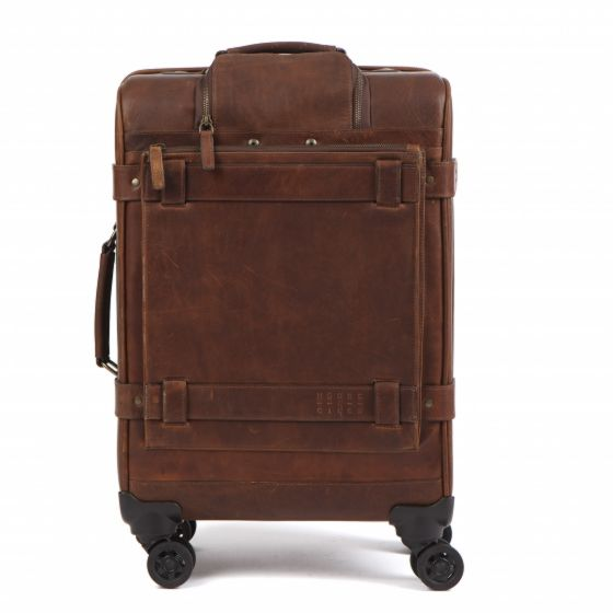 Moore & Giles Parker Carry On Rolling Suitcase