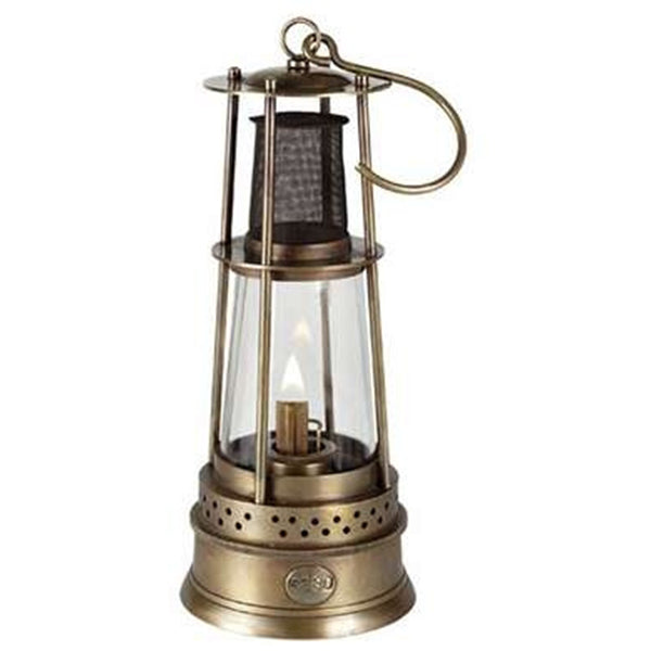 AM Living | Bronze Miner's Lamp