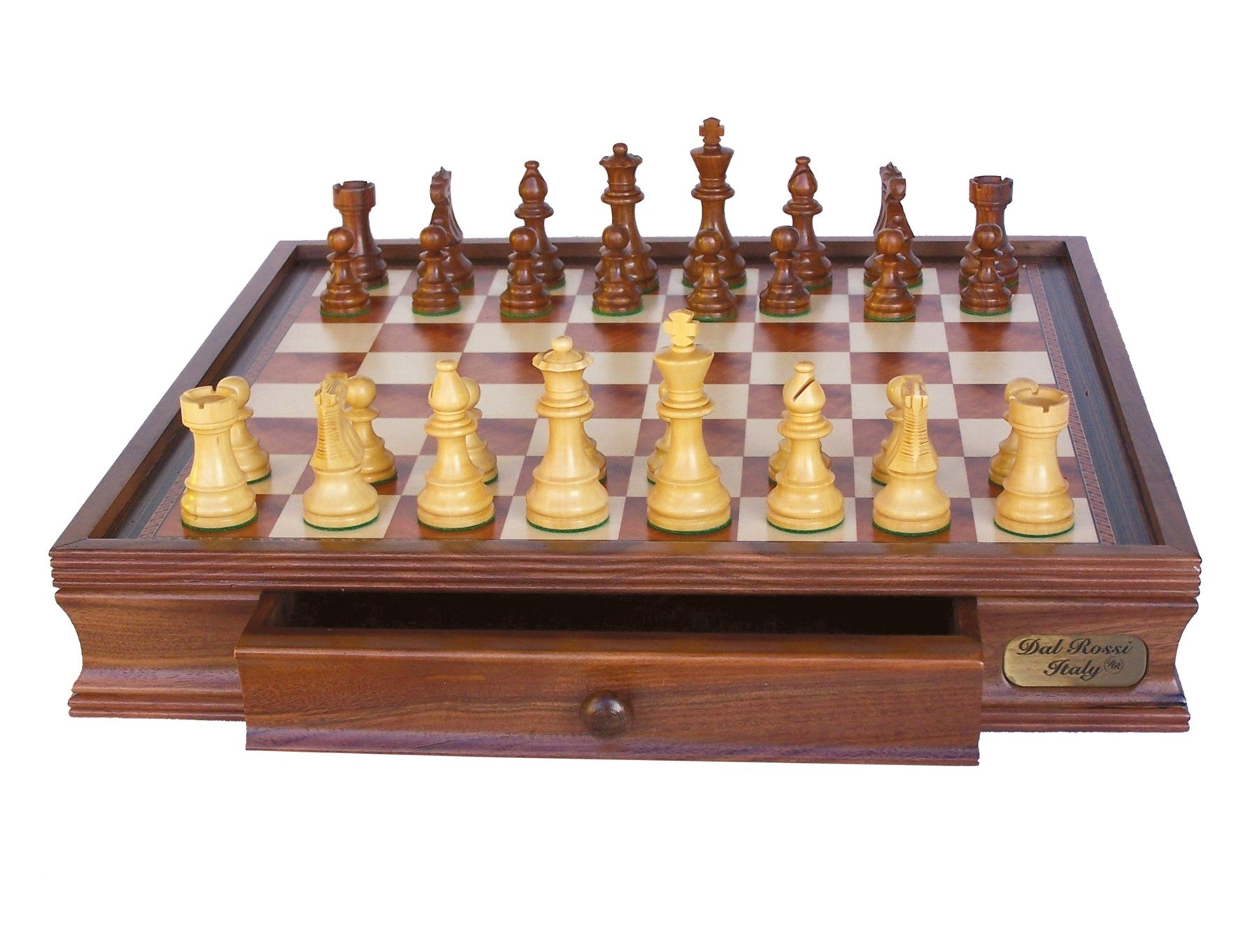"Dal Rossi 20"" Chess Set"