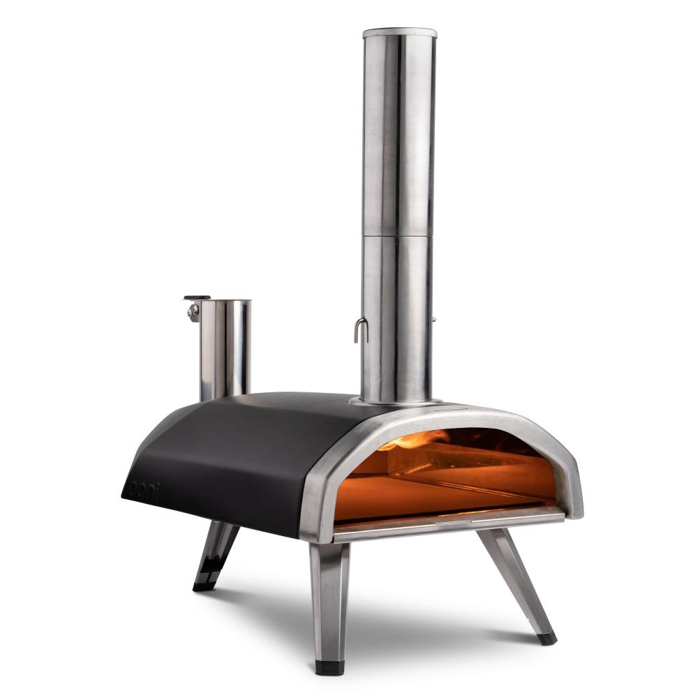 Ooni Fyra Portable WoodFired Pellet Outdoor Pizza Oven