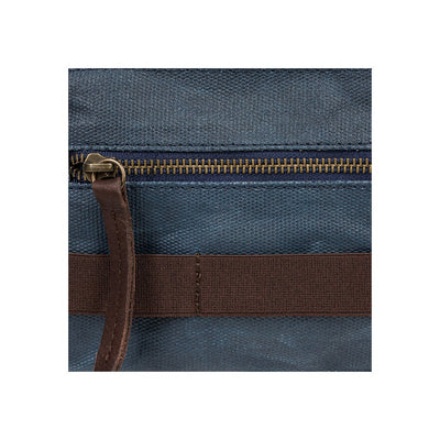 Will Leather Wax Coated Canvas Travel Kit