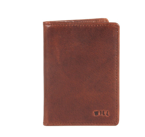 Will Leather Cary Front Pocket