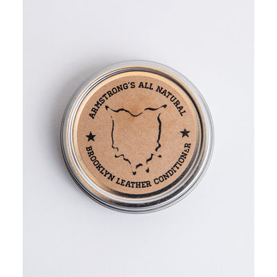 Armstrong All Natural Brooklyn Leather conditioner