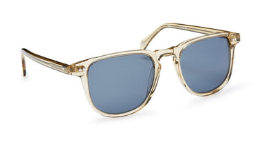 Pacifico Optical Blair - Champagne with Blue Lens
