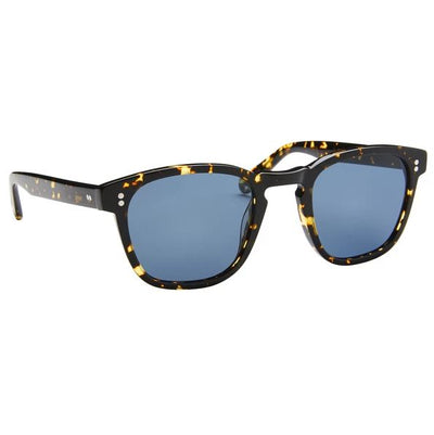 Pacifico Optical Yacht Master - Leopard With Polarised Blue Lens