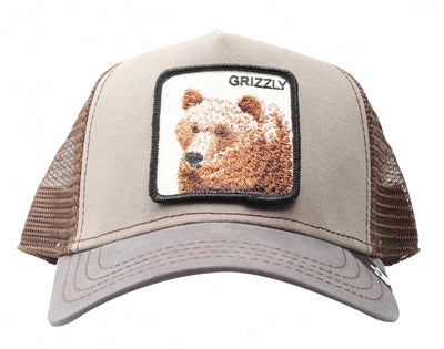 Goorin Bros. Grizzly Trucker Cap / Olive