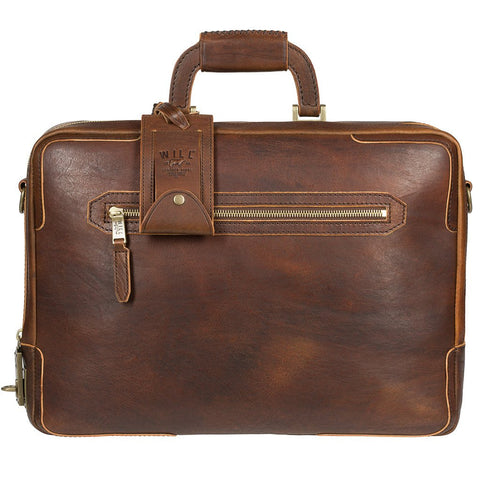 Will Leather Continental Briefcase