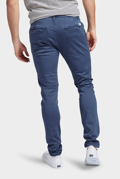 Academy Brand Skinny Stretch Chino - Navy