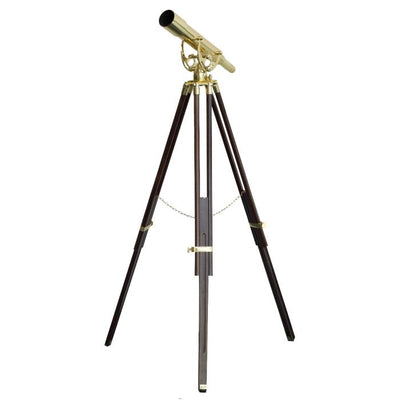 Saxon Brass Spotting Scope