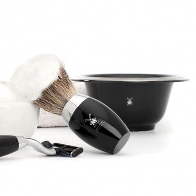 Muhle Porcelain Shaving Bowl | Platinum Edge