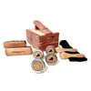 Armstrong All Natural Shoe Shine Box