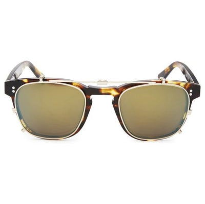 Pacifico Optical Yacht Master - Clear With Capri Yellow Mirror