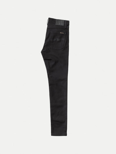 Nudie Jeans Lean Dean Dry Ever Black