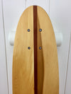 Gullyboards | King Billy (Redwood inlay) - Medium Pintail