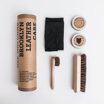 Armstrong All Natural Tubular Leather Care Kit