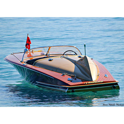AM Living  | Chris Craft Cobra