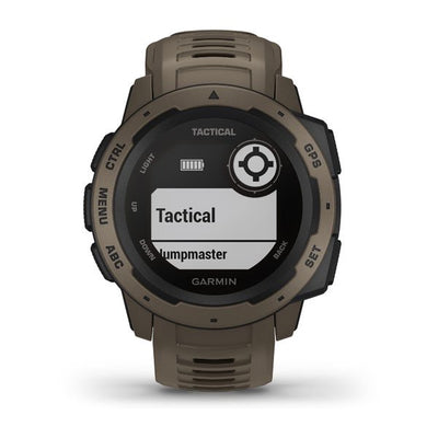 Garmin Instinct Tactical Edition / Coyote Tan