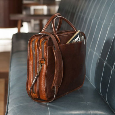 Moore & Giles Miller Standard Attache' Bag