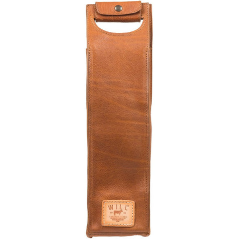 Will Leather Single Leather Wine Case