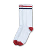American Trench Kennedy Athletic Sock White