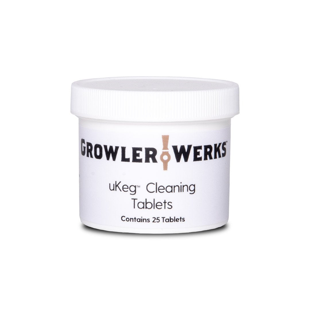 GrowlerWerks uKeg Cleaning Tablets