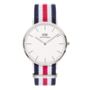 Daniel Wellington Classic Canterbury 40mm Silver
