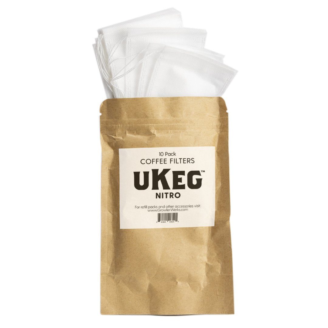 GrowlerWerks uKeg Nitro Coffee Filter Bags