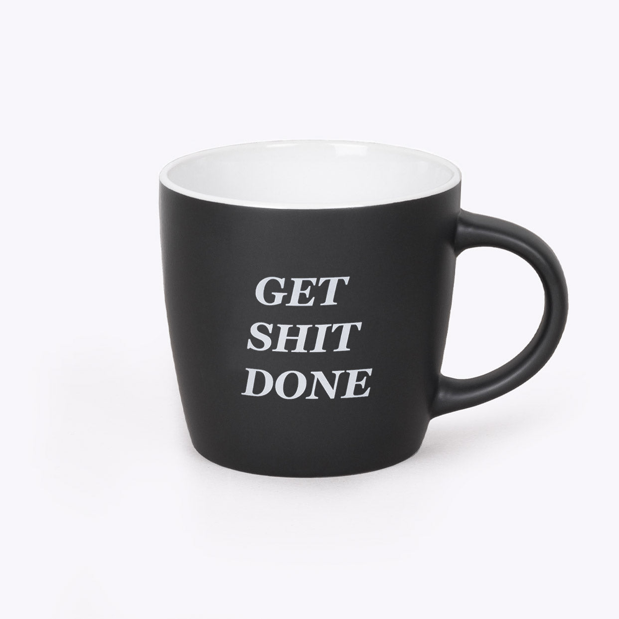 "Gallantoro ""Get Shit Done"" Coffee Mug Multi Pack"