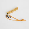 Homecamp Brass Keyring Flashlight