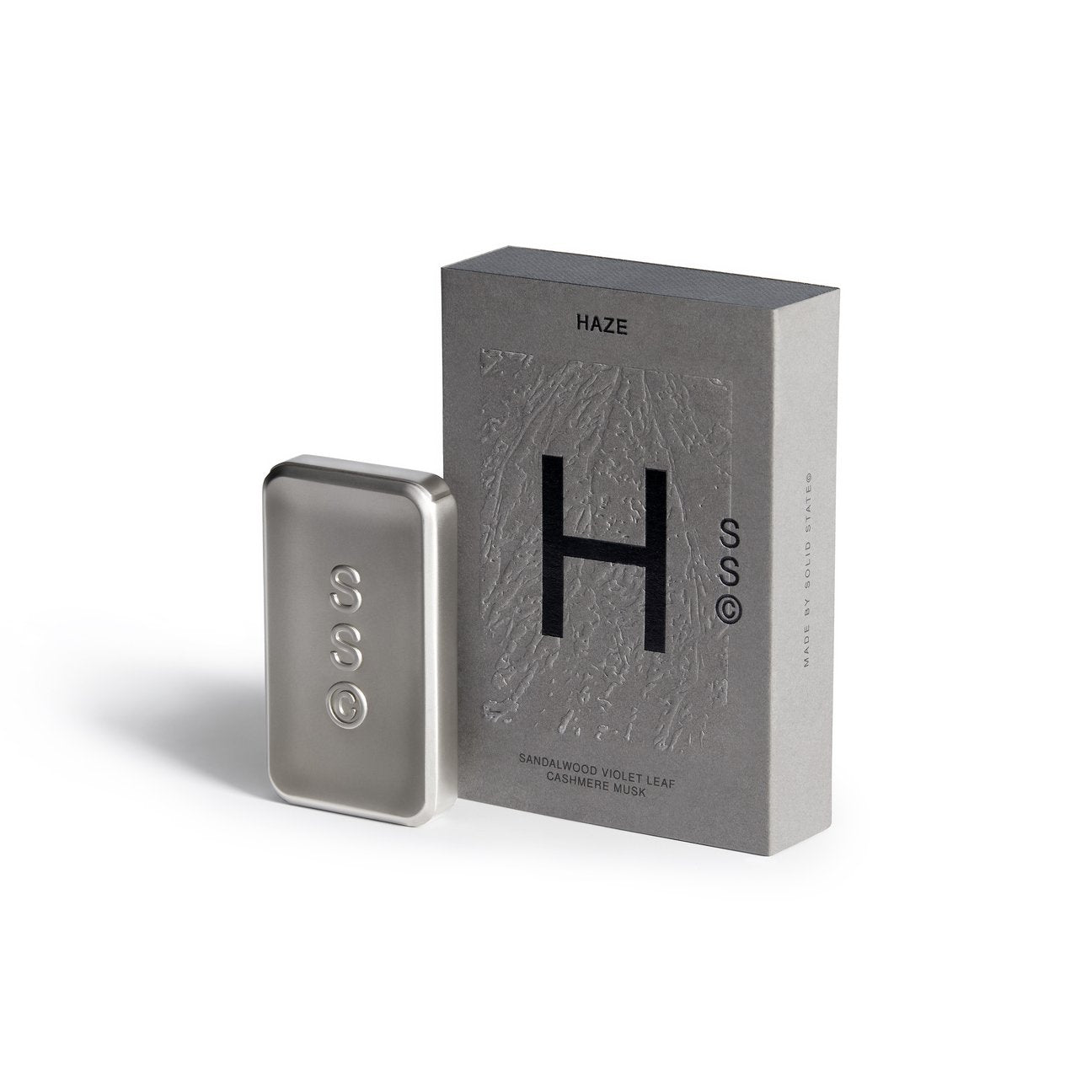 Solid State | Premium Solid Cologne | Haze
