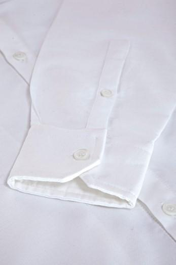 Woodyroo Oxford Shirt White